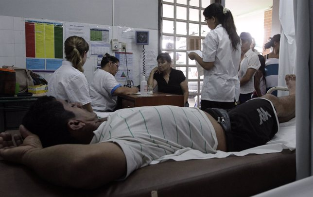 Hospital, Paraguay