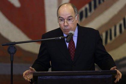 El ministro de Exteriores de Brasil se reunirá en Colombia con Holguín