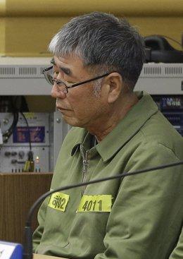 Lee Joon-seok, capitán del barco Sewol