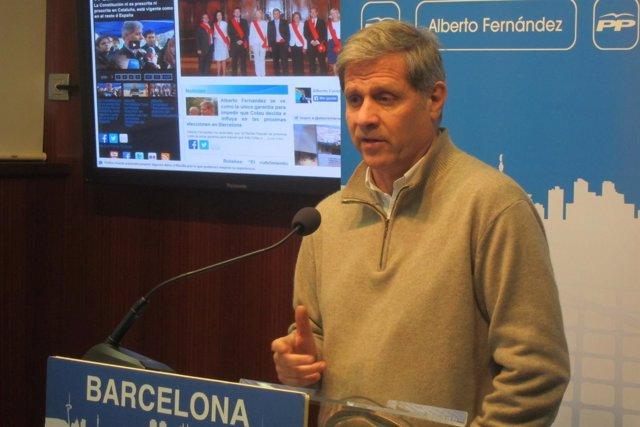 Alberto Fernández (PP) (Arxiu)