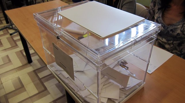 Urna electoral, elecciones