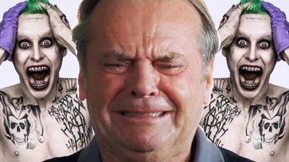 VÍDEO: Así reacciona Jack Nicholson ante Joker de Jared Leto