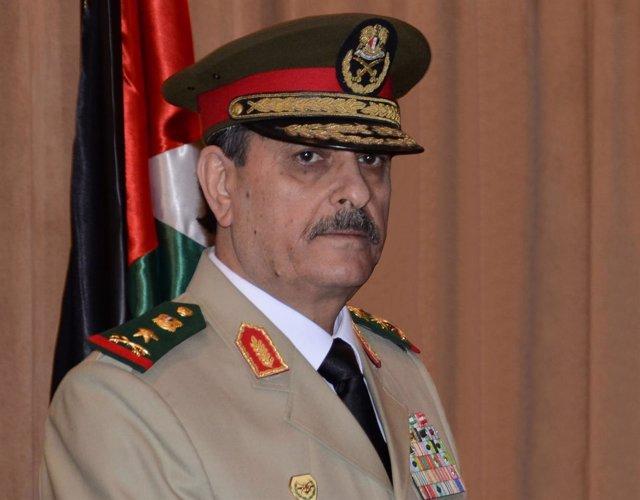 Ministro de defensa Sirio Fahad Jassim al-Freij