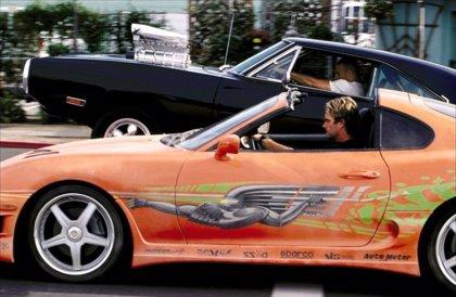 A subasta el coche de Paul Walker en Fast & Furious