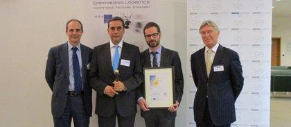 Farmavenix obtiene un premio en reconocimiento al sector logístico