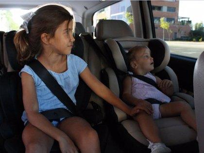 Cabify ofrece en sus trayectos sillitas de retención infantil