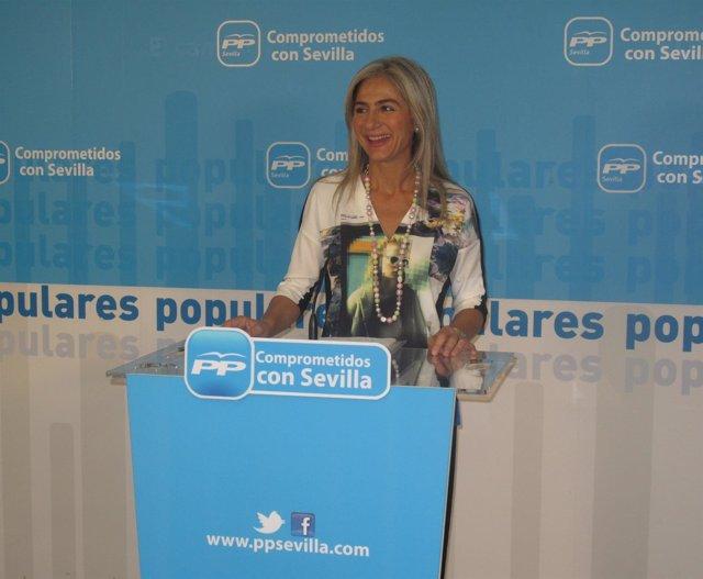 Patricia del Pozo, este jueves