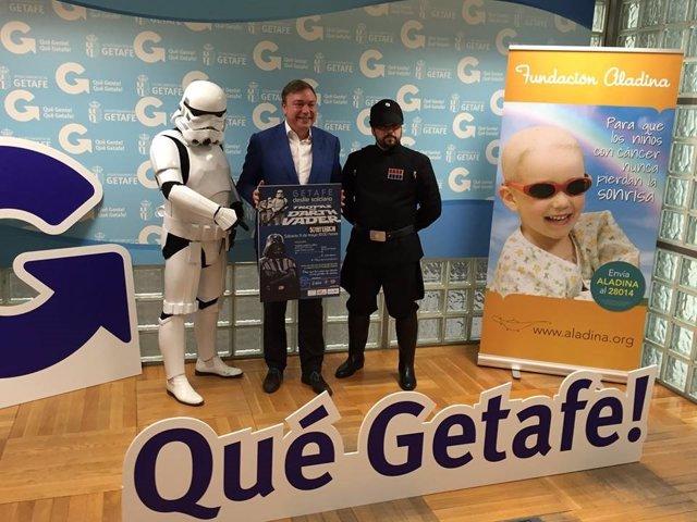 El alcalde Soler con 'tropas imperiales'
