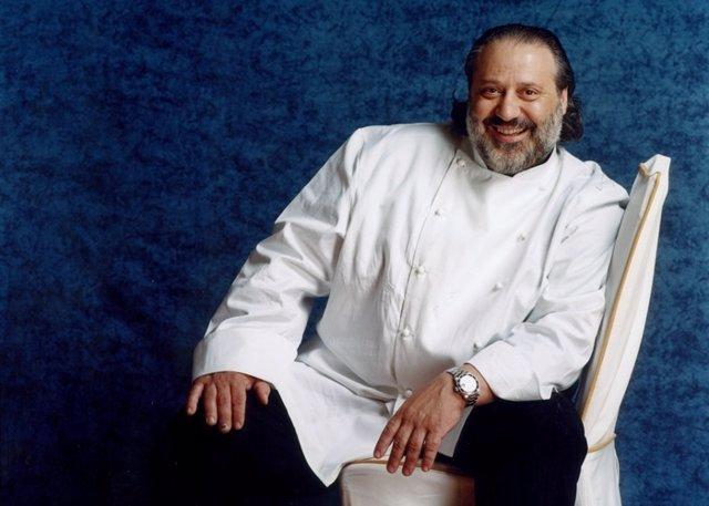El cocinero Manuel de la Osa