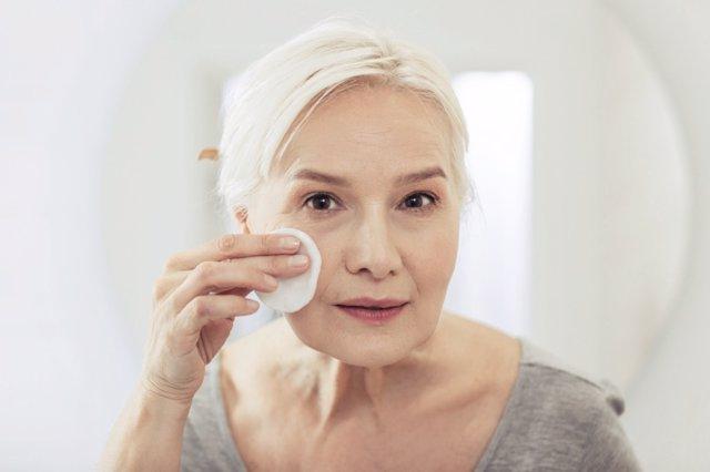 Los efectos en la piel de la menopausia