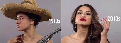Así ha evolucionado la belleza en México en estos últimos 100 años