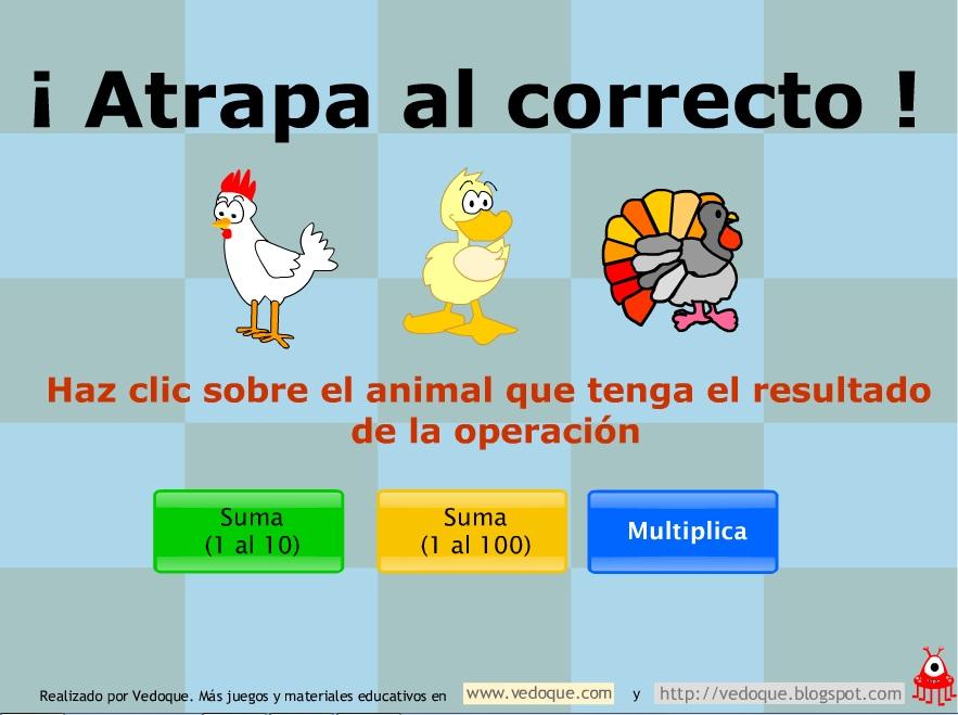 Cinco juegos para aprender y practicar la tabla de multiplicar online en este divertido juego el nio debe ir resolviendo las cuentas que se le plantean puede hacer sumas y multiplicaciones seleccionando el animal que urtaz Images