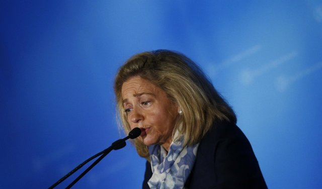 Consuelo Madrigal, fiscal general del Estado