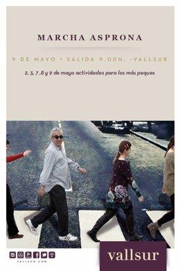 Marcha Asprona Vallsur
