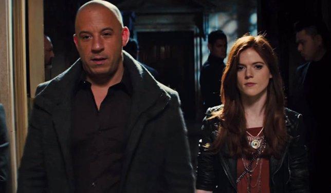 Vin Diesel en The Last Witch Hunter