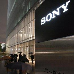 Edificio de Sony en Tokyo