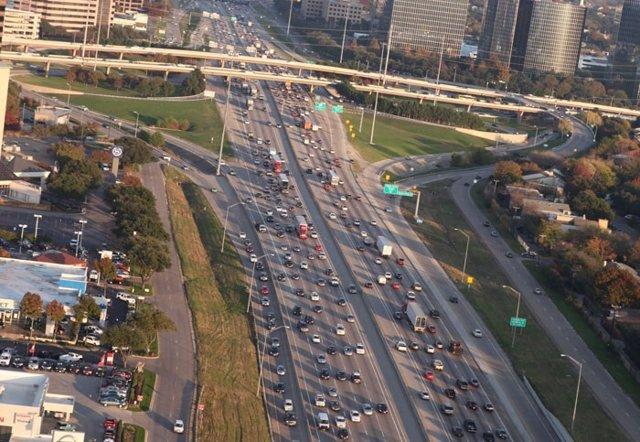 Autopista de Cintra en Texas (Estados Unidos)