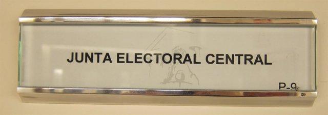 Junta Electoral Central