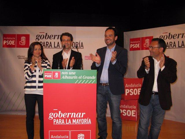 Luis Miguel Molina (candidato Alhaurín el Grande), Antonio Hernando y Heredia