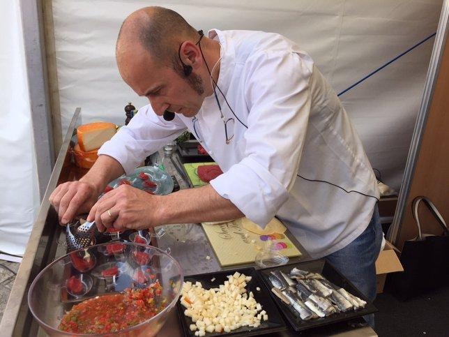 Chef Joaquín Felipe