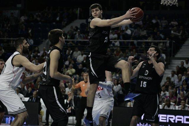 Dejan Todorovic, Dominion Bilbao basket