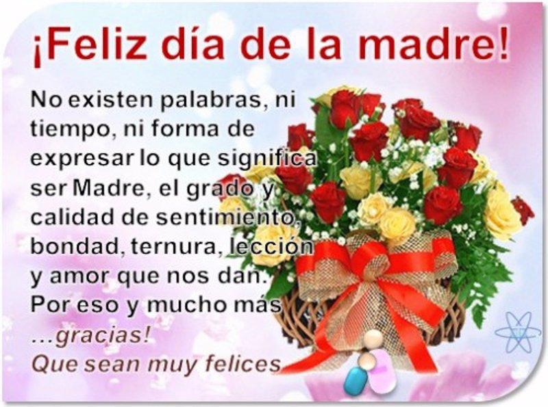 Imágenes Día De La Madre Para Whatsapp Y Facebook: Gifs Y Memes E Imágenes Para Felicitar El Día De La