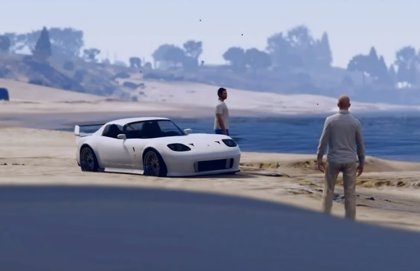 Grand Theft Auto V rinde tributo a Paul Walker