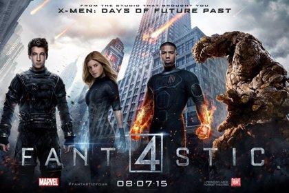 Los Cuatro Fantásticos: Llegan los carteles individuales de los héroes