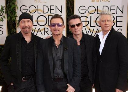 U2 estará en The Tonight Show de Jimmy Fallon