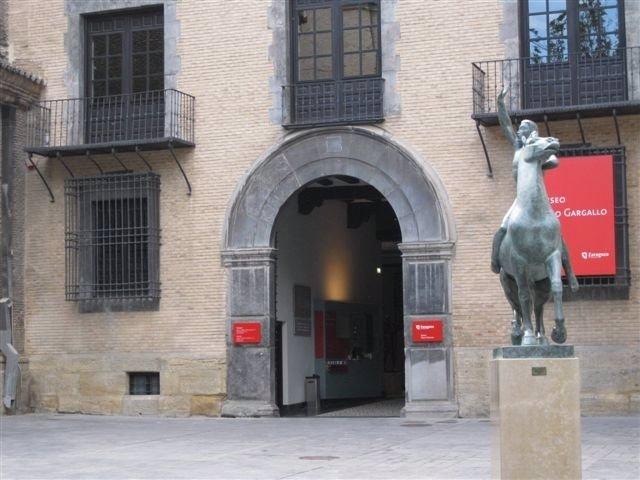 Entrada Museo Pablo Gargallo