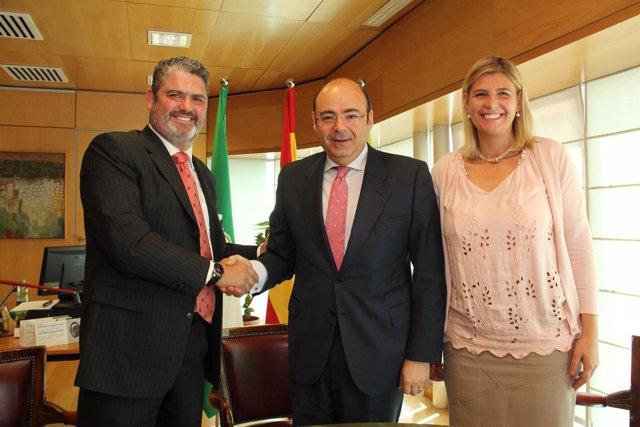 Convenio de la Diputación de Granada y Cajasur
