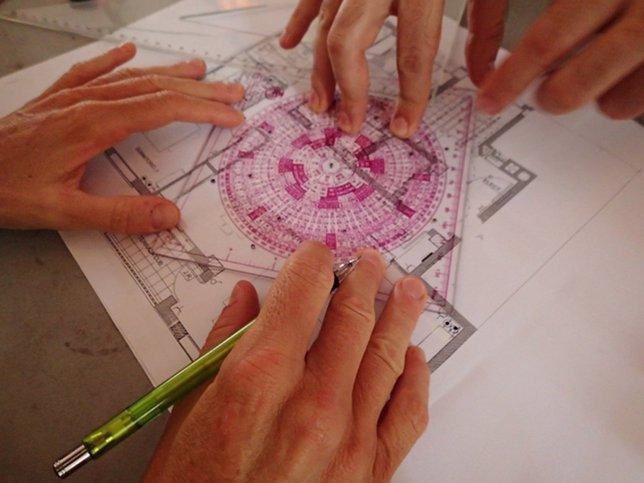 Curso de arquitectura Feng Shui en la Fundación Sophia