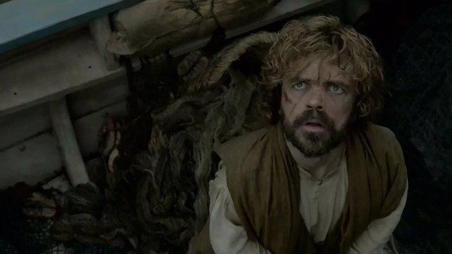 Juego de tronos: Tyrion ve a Drogon