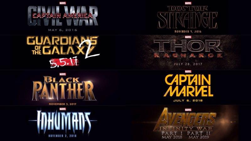 Así será la Fase 3 de Marvel tras Vengadores: La era de Ultrón