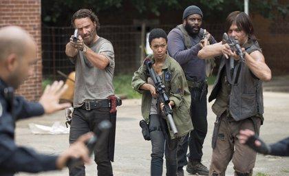 The Walking Dead: Detenido uno de sus protagonistas