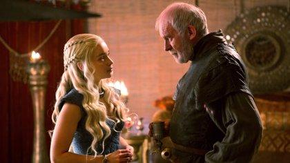 """Juego de tronos: La """"decepción"""" de  Ser Barristan Selmy (Ian McElhinney)"""