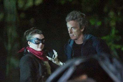 Primera imagen de Arya (Maisie Williams) en Doctor Who