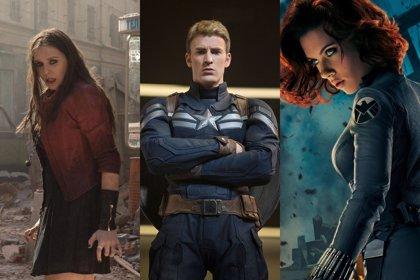 ¿Qué personaje de Vengadores: La era de Ultrón tiene más minutos en pantalla?