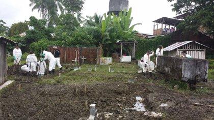 Hallan una fosa común con doce cadáveres en el estado venezolano de Táchira