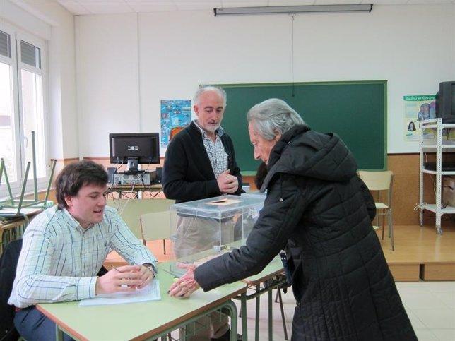 Mesa electoral
