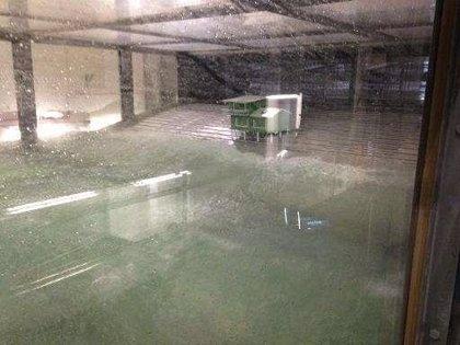 Construyen el simulador de huracanes más grande del mundo