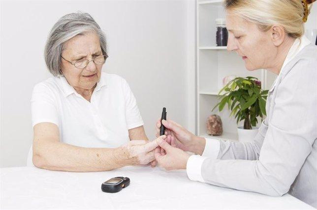 Diabéticos españoles, en riesgo de depresión