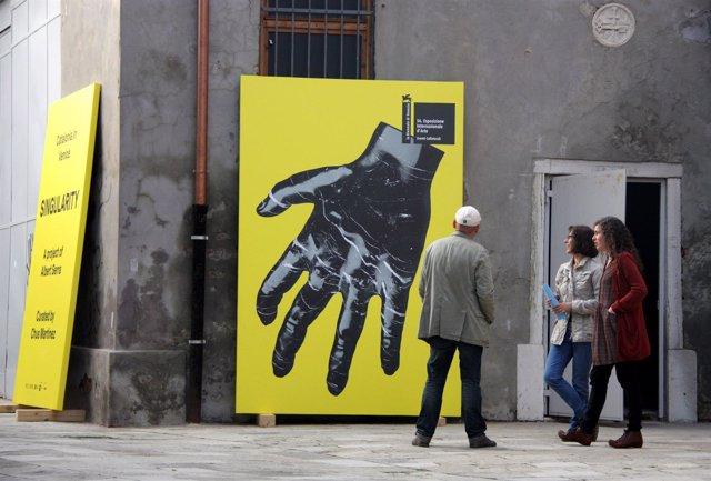 Albert Serra da el pistoletazo de salida a su instalación en Venecia