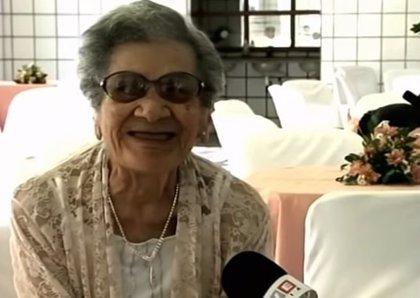 Una brasileña de 120 años puede ser la mujer más anciana del mundo