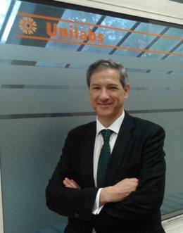 Alejandro Cuartero,  Director General de Unilabs en España