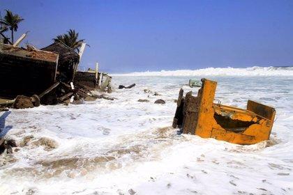 El litoral del Pacífico mexicano sigue en alerta por 'Mar de Fondo'
