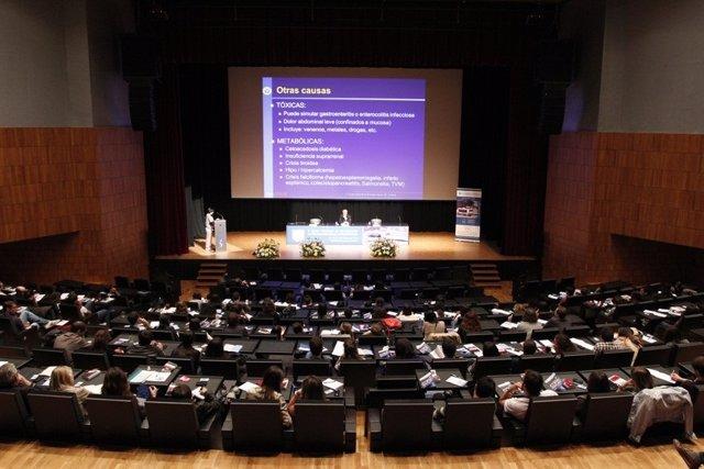 Curso Nacional de Emergencias en Gastroenterología y Hepatología en 2013