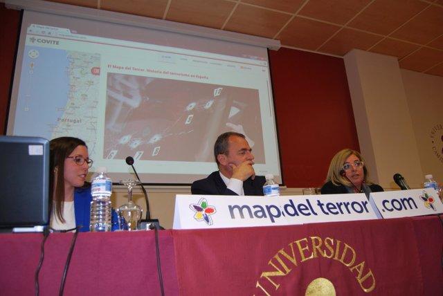 Presentación Mapa Del Terror De Madrid