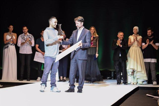 Ganador del Concurso de Jóvenes Diseñadores