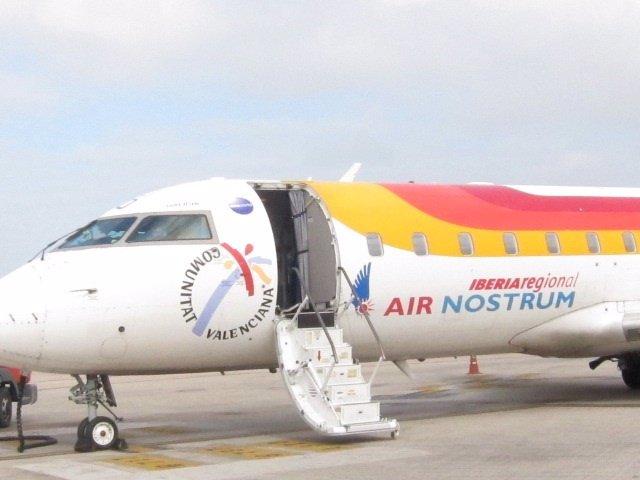 Air Nostrum, Aeropuerto De Parayas